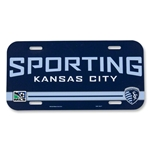 Sporting Kansas City License Plate