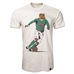 Zaire Leopards 1974 World Cup SOCCER T-Shirt