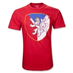 Czech Republic Coat of Arms SOCCER T-Shirt