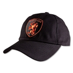 Holland Lion Flex-Fit Hat (Black)