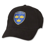 Sweden Sverige Flex-Fit Hat (Black)