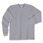 Nike LS Camp Soccer T-Shirt (Gray)