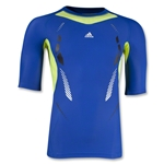 adidas TechFit SS Recovery Top (Royal)
