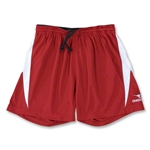 Diadora Women's Rigore Short (Red)