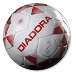 Diadora Stadio R Ball (White/Red)