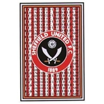 Sheffield United Club Rug