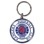Rangers Crest Key Ring