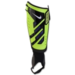 Nike Protegga Shield Shinguard (Volt/Purple)