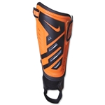 Nike Youth Protegga Shield Shinguard (Total Orange/Black)