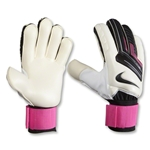 Nike GK Spyne Pro Goalkeeper Glove (White/Pink Flash)