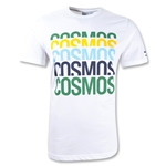 NY Cosmos 2011 Repeat Graphic T-Shirt