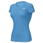 Under Armour Women's HeatGear T-Shirt (Sky)