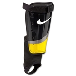 Nike Total 90 Air Maximus 12 Shinguard (Black/Yellow)