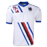 Sampdoria 11/12 Away Soccer Jersey