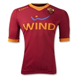 AS Roma 11/12 Home Soccer Jersey