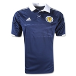 Scotland 11/13 Home Soccer Jersey