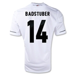 Germany 11/13 BADSTUBER Home Soccer Jersey