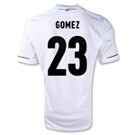 Germany 11/13 GOMEZ Home Soccer Jersey