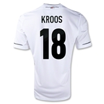 Germany 11/13 KROOS Home Soccer Jersey