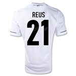 Germany 11/13 REUS Home Soccer Jersey