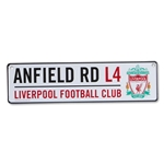 Liverpool 3D Stadium Window Sign