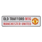 Manchester United 3D Stadium Window Sign