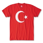 Turkey Soccer T-Shirt (Red)