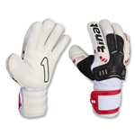Rinat Titan Premier Goalkeeper Gloved (White/Black/Red)