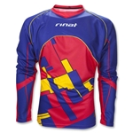 Rinat Rubik Goalkeeper Jersey (Purple)