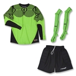 Rinat Geometric Goalkeeper Kit (Lime)