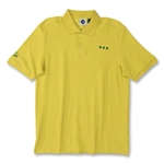Pele Sports Signature Polo (Yellow)