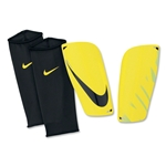 Nike Mercurial Lite Shinguard (Vibrant Yellow/Neo Lime/Black)