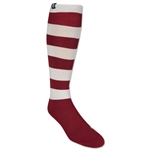 Pele Retro Shocker Sock (Sc/Wh)