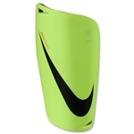 Nike Mercurial Lite 13 Shinguard (volt/brighht citrus/black)
