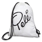 Pele Split Gym Sack (White)