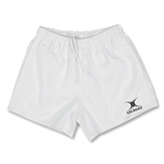 Gilbert Kiwi Rugby Shorts (White)