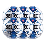 Select Royale Game Ball 6 Pack