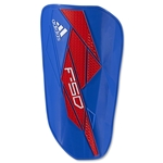 adidas F50 Lesto Shin Guards (Prime Blue/Core Energy/White)
