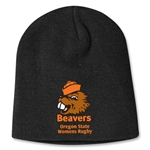 Oregon State Women's Rugby Cuffless Knit Beanie