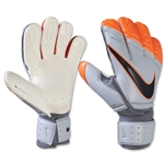 Nike GK Premier SGT Glove (Grey/Total Orange)