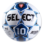 Select Numero 10 Soccer Ball (White/Royal)