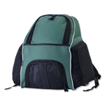 High Five Heavy Duty Backpack (Dark Green)