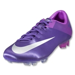 Nike Mercurial Miracle II FG Cleats (Court Purple/Metallic Luster/Magenta)