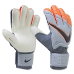 Nike GK Spyne Pro Glove (Grey/Total Orange)