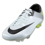 Nike Mercurial Miracle II FG Cleats (Trace Blue/Anthracite/Cyber/Volt)