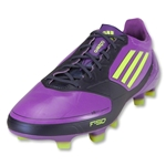 adidas F50 adiZero TRX FG Women's Synthetic Cleats (Purple/Electricity)