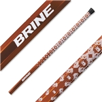 Brine Swizzle Scandium 30 Lacrosse Shaft (Orange)