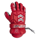 Brine Messiah Lacrosse Gloves 13 (Red)