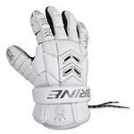Brine Messiah Lacrosse Gloves 13 (White)