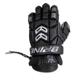 Brine Messiah Lacrosse Gloves 12 (Black)